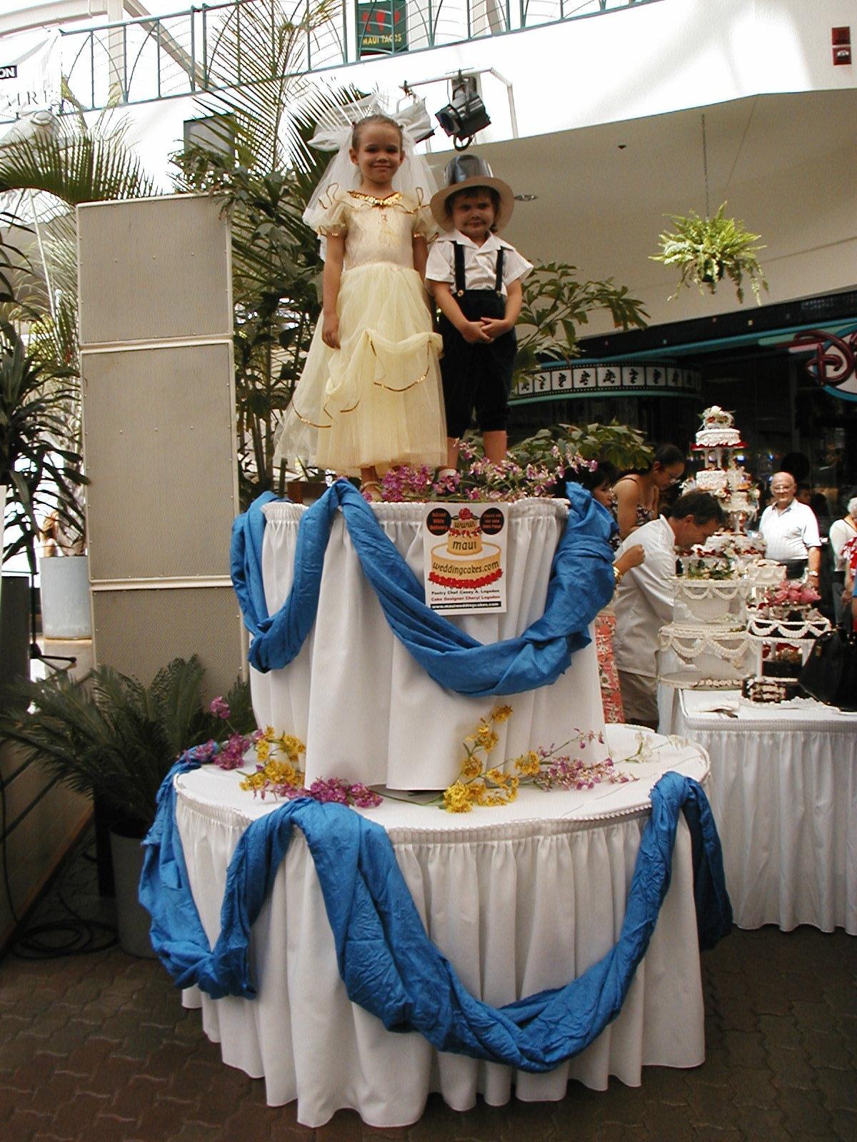 live cake webpage